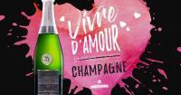 Vivre d'amour & de Champagne !