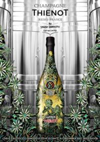 Champagne Thienot by Speedy graphito