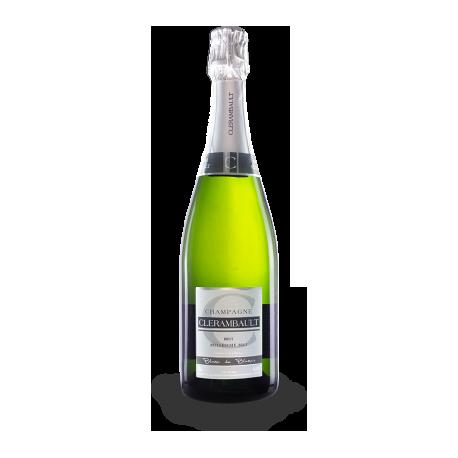 Champagne Clerambault Blanc de Blanc