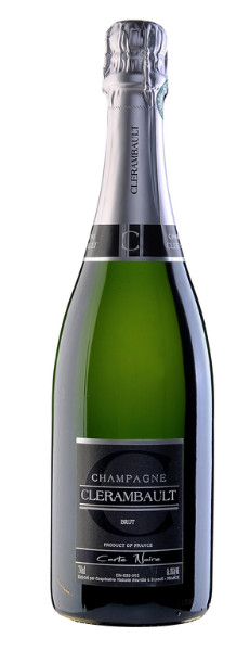 Champagne Cleramabault Carte noir