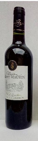Château Haut-Maurin bordeaux rouge